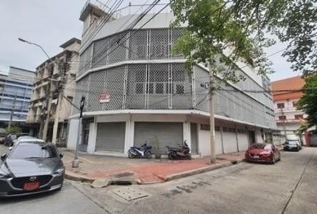 For Sale 1 Bed Shophouse in Pom Prap Sattru Phai, Bangkok, Thailand