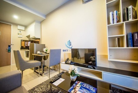 For Rent Apartment Complex 31 sqm in Watthana, Bangkok, Thailand