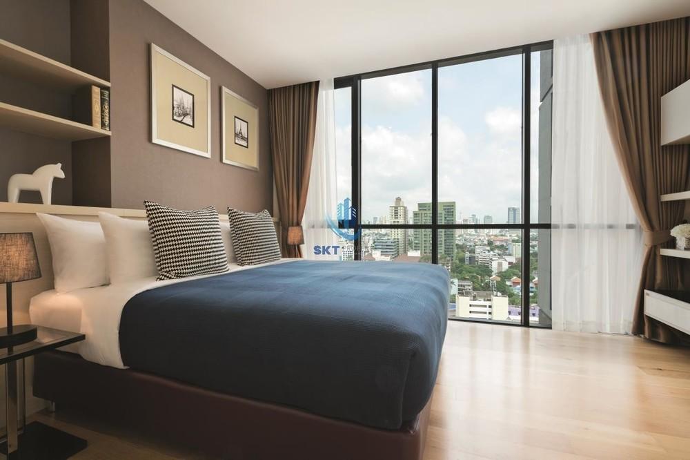 ให้เช่า อพาร์ทเม้นท์ทั้งตึก 55 ตรม. วัฒนา กรุงเทพฯ | Ref. TH-LPZHEJGT