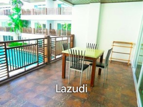 Located in the same area - Beach Palace Condominium