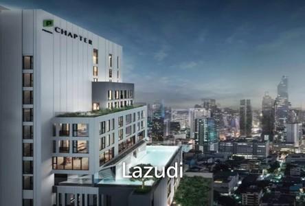 For Sale 2 Beds Condo Near MRT Sam Yan, Bangkok, Thailand