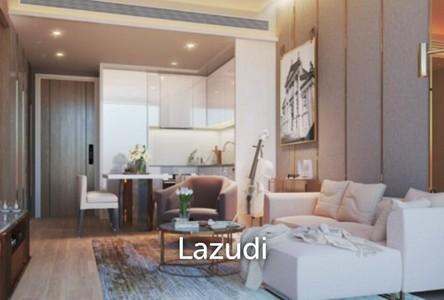 Продажа: Кондо c 1 спальней возле станции BTS Surasak, Bangkok, Таиланд