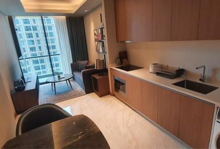 В аренду: Жилое здание 48 кв.м. в районе Pathum Wan, Bangkok, Таиланд