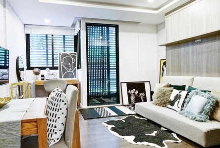 For Sale 1 Bed コンド Near BTS Asok, Bangkok, Thailand