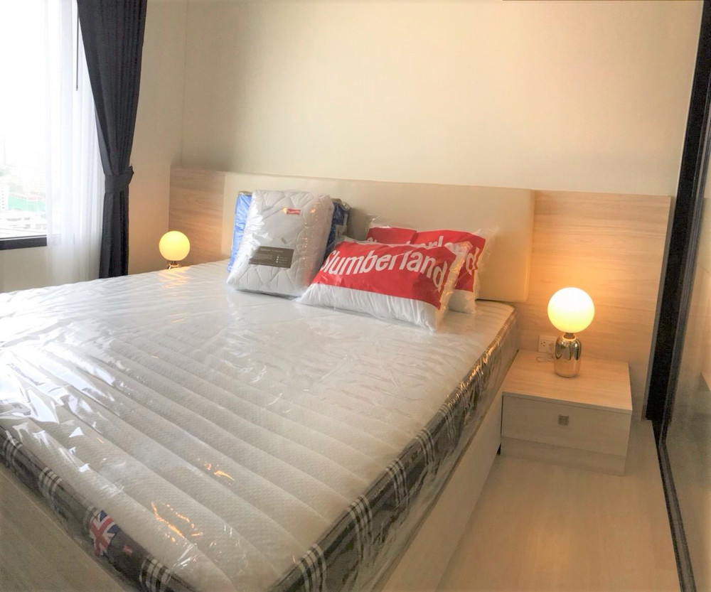 Life Asoke - В аренду: Кондо c 1 спальней возле станции MRT Phetchaburi, Bangkok, Таиланд   Ref. TH-CAEAQZPM