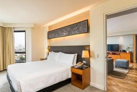В аренду: Кондо с 3 спальнями в районе Yan Nawa, Bangkok, Таиланд
