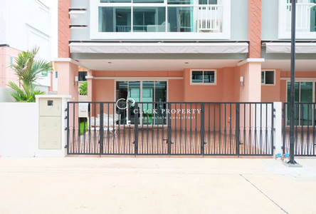For Sale 3 Beds Townhouse in Yan Nawa, Bangkok, Thailand