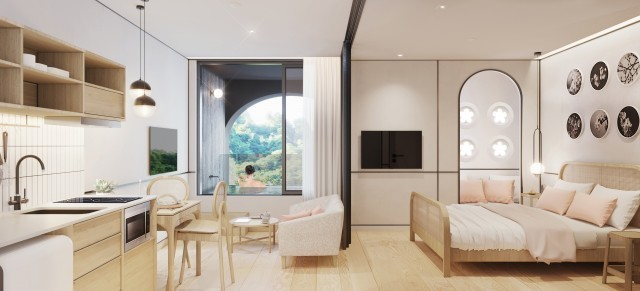 For Sale 1 Bed コンド in Thalang, Phuket, Thailand | Ref. TH-CHIZYKWP