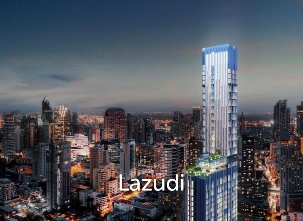 Cloud Residences SKV 23 - Продажа: Кондо c 1 спальней в районе Watthana, Bangkok, Таиланд | Ref. TH-PZTWURBG