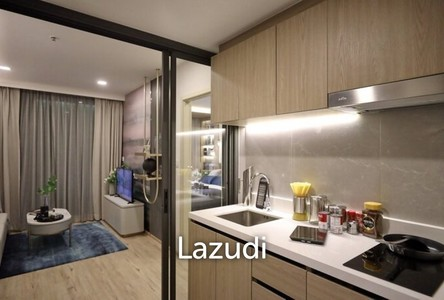 ขาย คอนโด 1 ห้องนอน ติด MRT สามย่าน