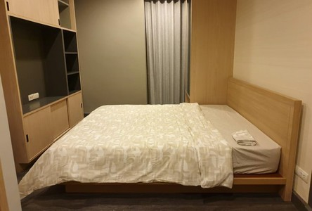 ให้เช่า คอนโด 2 ห้องนอน ติด MRT สุขุมวิท
