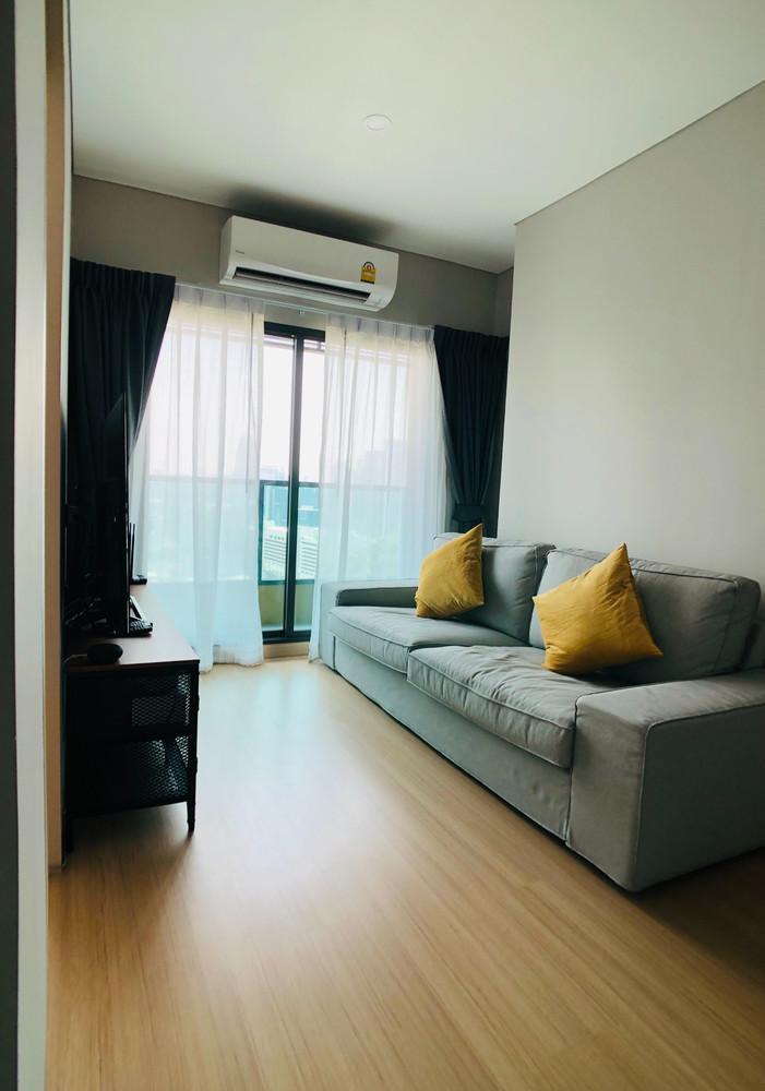 Lumpini Suite Phetchaburi - Makkasan - For Rent 2 Beds Condo in Ratchathewi, Bangkok, Thailand | Ref. TH-UBVQFQVK