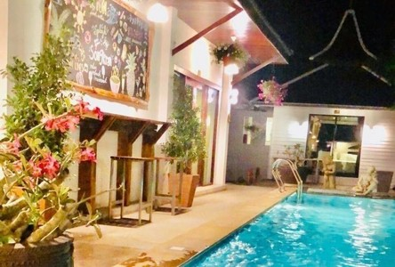 For Sale Hotel 6 rooms in Pattaya, Chonburi, Thailand