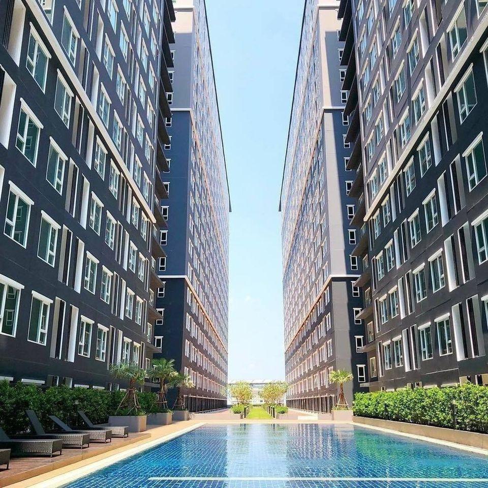 Regent Home Bangson - For Sale 1 Bed Condo in Bang Sue, Bangkok, Thailand   Ref. TH-GFDFTVSV