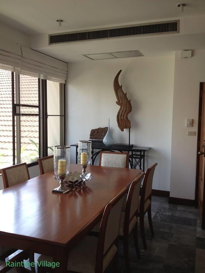 Raintree Village Apartment - For Rent 3 Beds コンド Near BTS Phrom Phong, Bangkok, Thailand | Ref. TH-PBUNNTDP