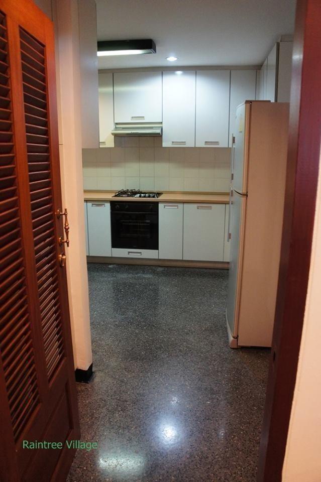 Raintree Village Apartment - For Rent 3 Beds Condo Near BTS Phrom Phong, Bangkok, Thailand | Ref. TH-AJWOLONB