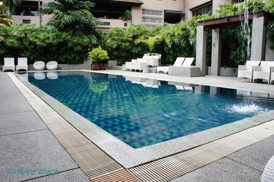 Raintree Village Apartment - For Rent 3 Beds Condo Near BTS Phrom Phong, Bangkok, Thailand | Ref. TH-USKMEAXB