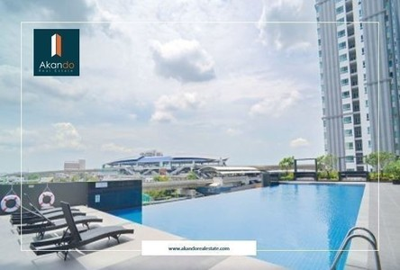 For Rent Condo 30 sqm Near BTS Bang Wa, Bangkok, Thailand