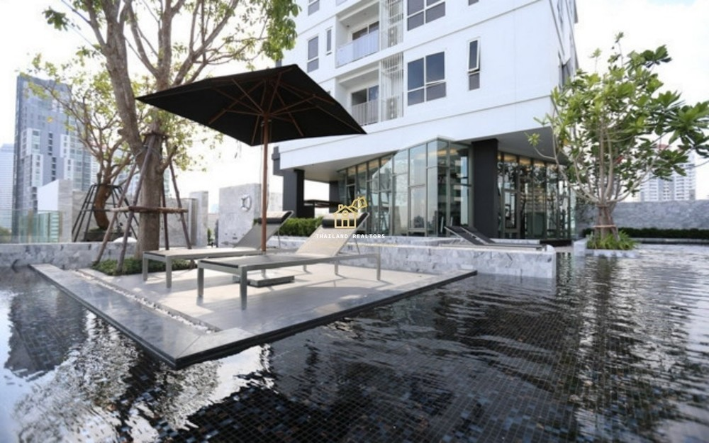 HQ by Sansiri - For Rent 1 Bed コンド in Watthana, Bangkok, Thailand | Ref. TH-LQUHQYAY