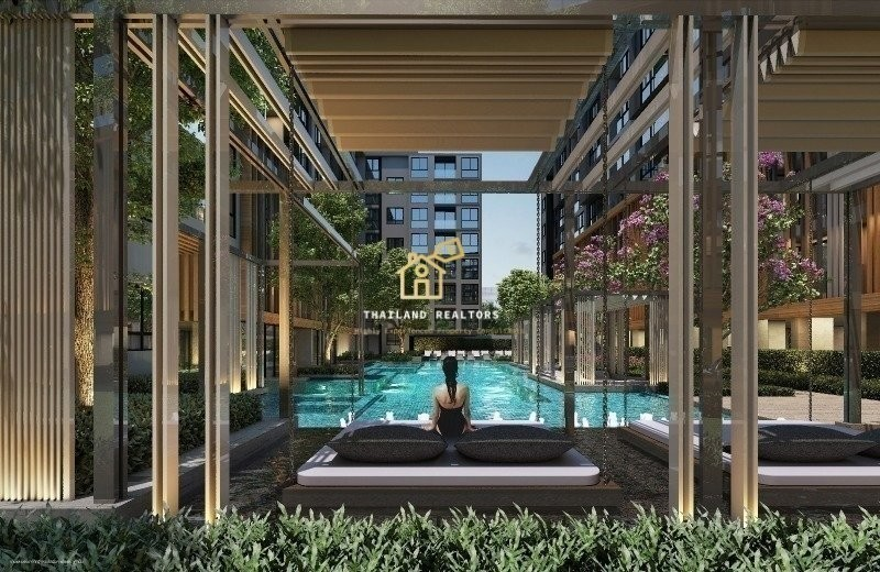 The excel hideaway - For Sale 1 Bed Condo in Bang Na, Bangkok, Thailand | Ref. TH-UIGEBQSJ