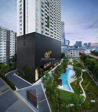 Located in the same area - A Space I.D. Asoke - Ratchada