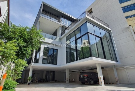 For Sale or Rent Business 485 sqm in Watthana, Bangkok, Thailand