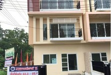 For Sale 4 Beds Townhouse in Bang Pa-in, Phra Nakhon Si Ayutthaya, Thailand