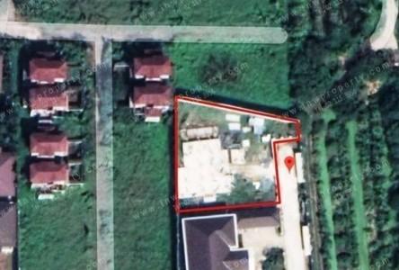 Продажа: Земельный участок 343.7 кв.ва. в районе Taling Chan, Bangkok, Таиланд