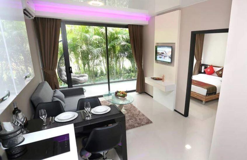 For Sale 1 Bed コンド in Thalang, Phuket, Thailand | Ref. TH-PVHTPQDV