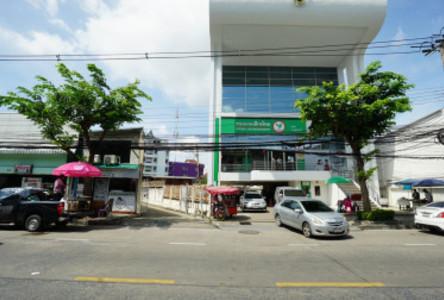 Продажа: Земельный участок  в районе Bangkok Noi, Bangkok, Таиланд