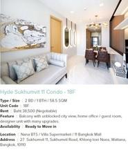В том же районе - Hyde Sukhumvit 11