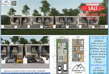 For Sale 3 Beds Townhouse in Sawankhalok, Sukhothai, Thailand