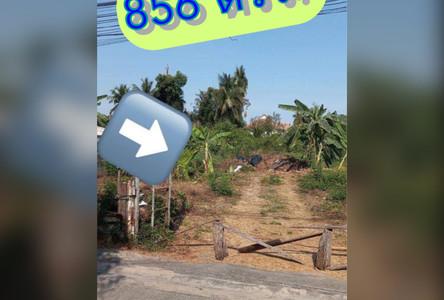 For Sale Land 2-0-56 rai in Mueang Nonthaburi, Nonthaburi, Thailand