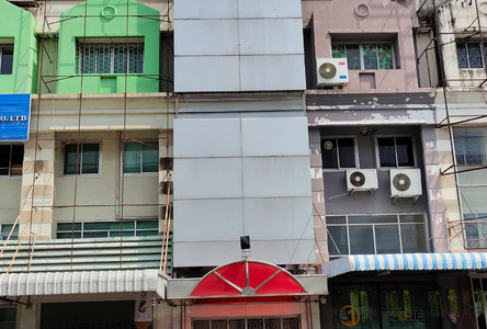For Rent Shophouse 550 sqm in Mueang Nonthaburi, Nonthaburi, Thailand