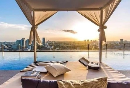 For Rent Condo 30 sqm Near BTS Saphan Khwai, Bangkok, Thailand
