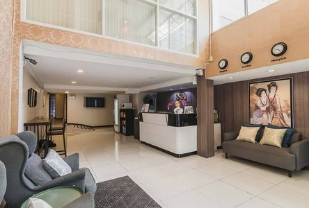For Sale Hotel 850 sqm in Khlong Toei, Bangkok, Thailand