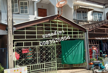 For Sale 2 Beds Townhouse in Mueang Chumphon, Chumphon, Thailand