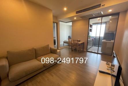 For Rent 1 Bed Condo Near MRT Hua Lamphong, Bangkok, Thailand