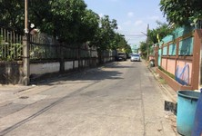 For Rent Land in Phra Khanong, Bangkok, Thailand