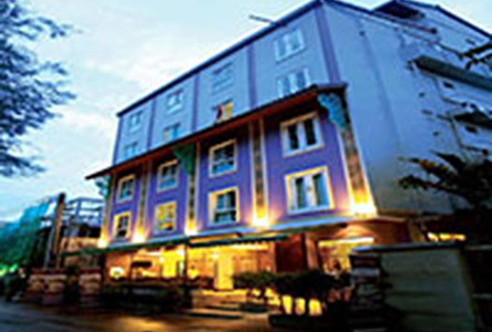 For Rent Hotel 39 rooms in Khlong Toei, Bangkok, Thailand