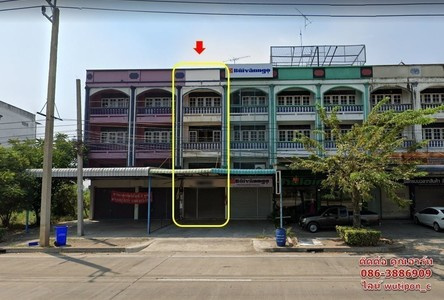 For Sale or Rent 2 Beds Shophouse in Mueang Suphanburi, Suphan Buri, Thailand