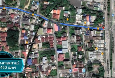 Продажа: Земельный участок 112 кв.ва. в районе Bang Khae, Bangkok, Таиланд