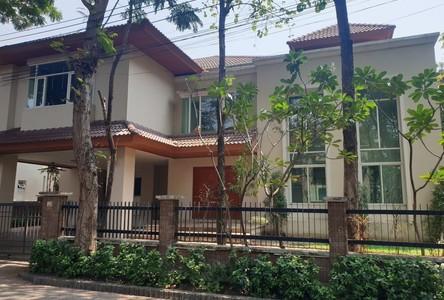 ให้เช่า บ้านเดี่ยว 4 ห้องนอน ปากเกร็ด นนทบุรี