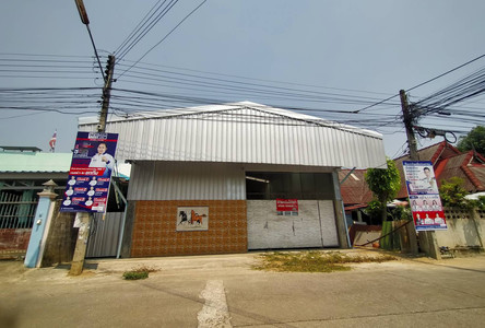 For Sale Warehouse 256 sqm in Mueang Chiang Mai, Chiang Mai, Thailand