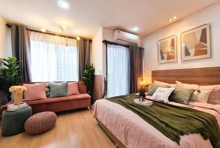 For Sale Condo 26 sqm in Din Daeng, Bangkok, Thailand