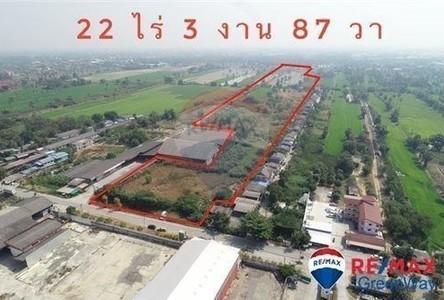 For Sale Land 36,750 sqm in Lam Luk Ka, Pathum Thani, Thailand