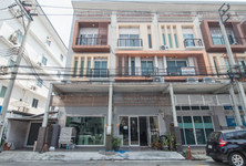 ขาย อาคารพาณิชย์ 3 ห้องนอน คลองสามวา กรุงเทพฯ