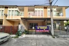 For Sale 2 Beds Townhouse in Nong Khaem, Bangkok, Thailand