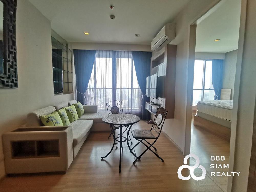 Rhythm Phahol-Ari - Продажа: Кондо c 1 спальней в районе Phaya Thai, Bangkok, Таиланд | Ref. TH-AWXGSBKB