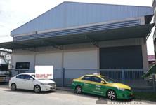 For Rent Warehouse 1,600 sqm in Bang Sao Thong, Samut Prakan, Thailand